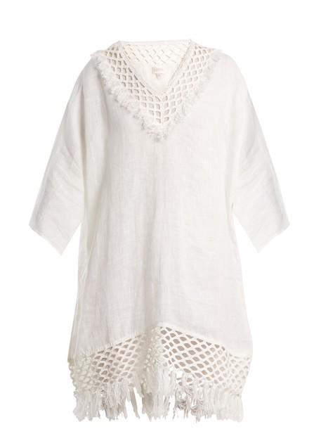 Biondi white top