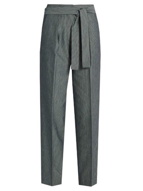 Trademark navy white pants