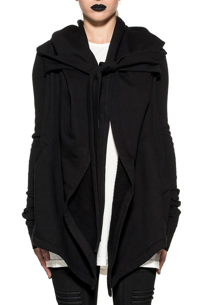 DRKSHDW sweatshirt black sweater
