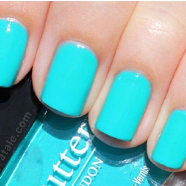 nail polish butter london teal aqua butter london nail polish cute
