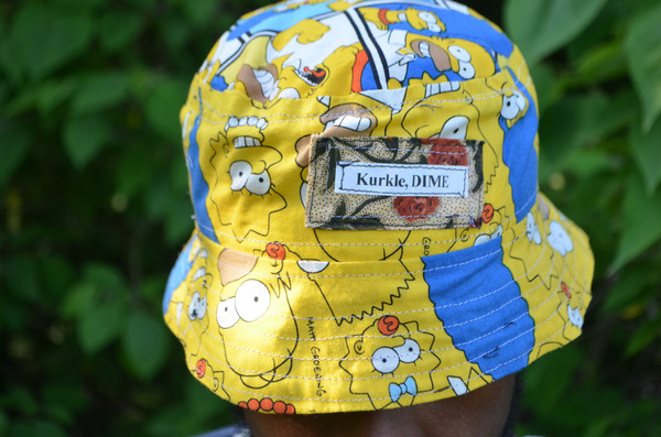 Bucket Hat (Simpsons)