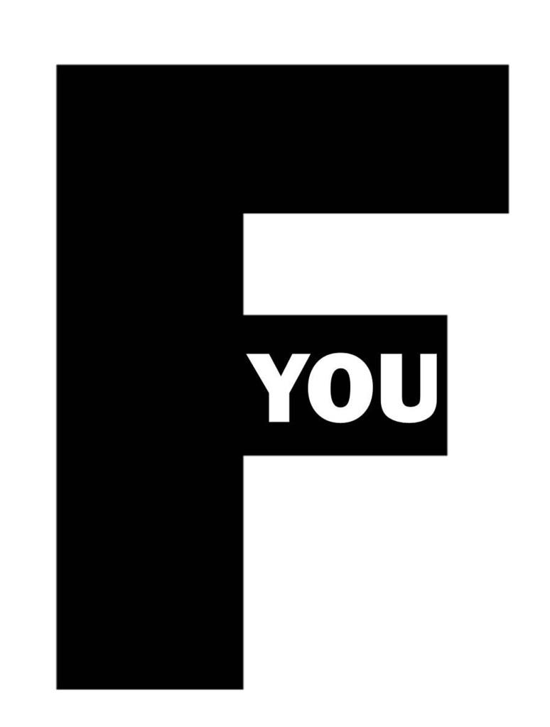 F You T Shirt
