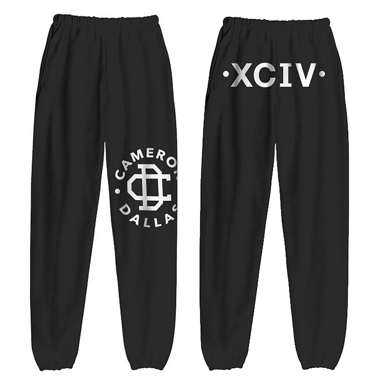 Cameron Dallas Cameron Dallas Sweatpants - BLV Brands
