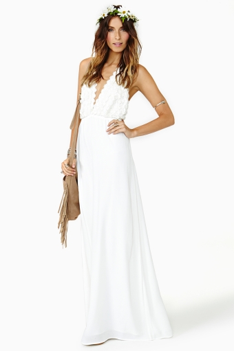 Camilla maxi dress in  clothes at nasty gal