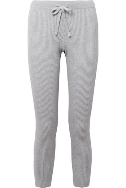 Skin leggings cotton pants