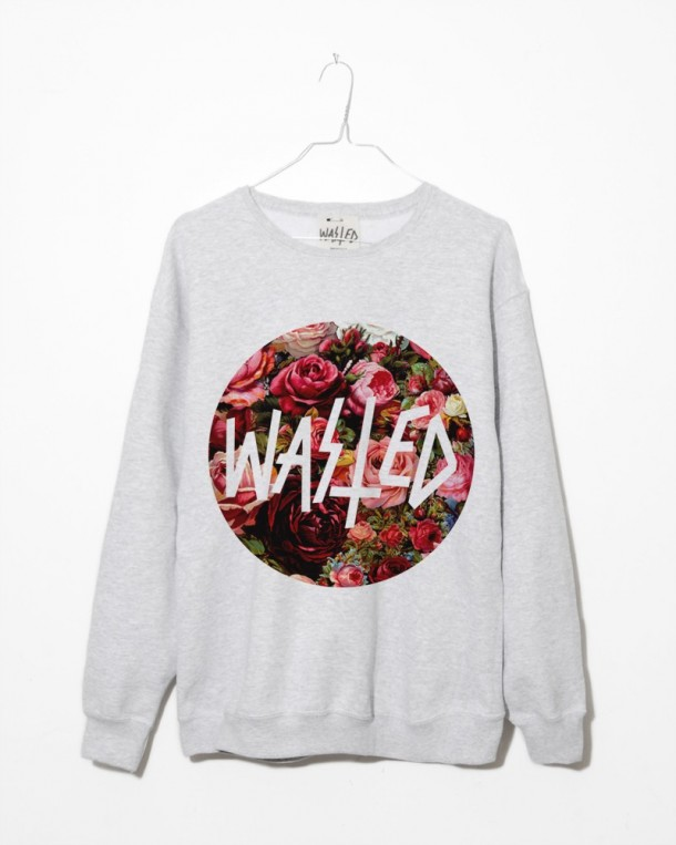 pull femme wasted