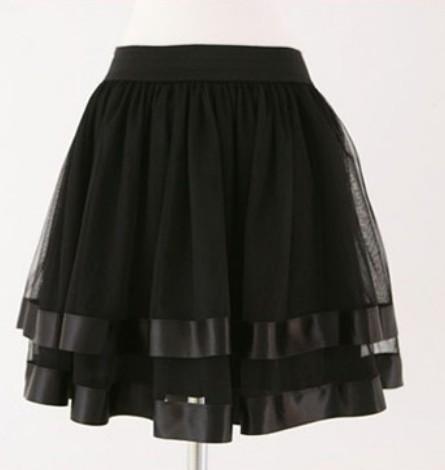 Les femmes noires 3 couleurs blanc mini jupe sexy tulle tutu ballet de danse du ventre clubwearqualité saia dans de sur aliexpress.com