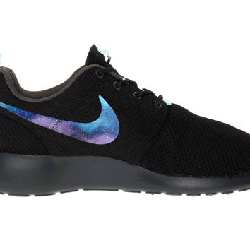 Roshe Galaxy Custom Made to Order Mens and Womens Nike Rosherun Shoes Hand Painted on Wanelo
