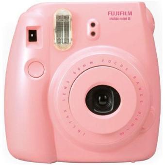 Fujifilm Instax mini 8 Rose sur Fnac.com