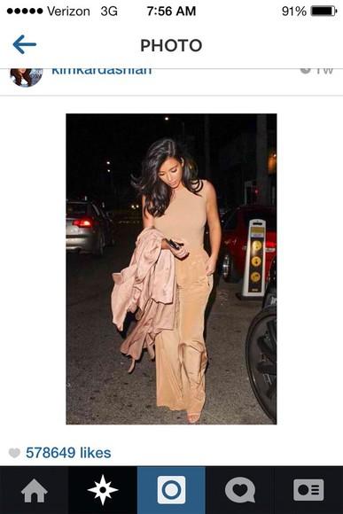 kim kardashian blouse nude bodysuit Red Lime Sunday