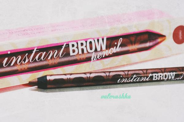 make-up benefit eyebrows eyebrow pencil