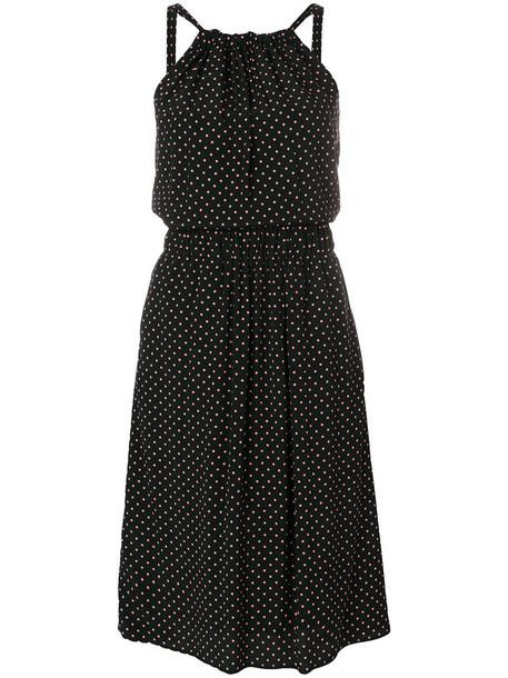 Twin-Set dress midi dress women midi black