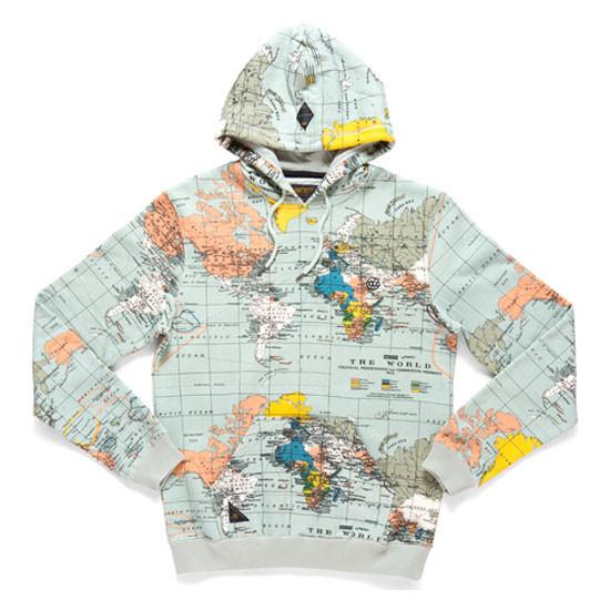 10 deep: international hoodie