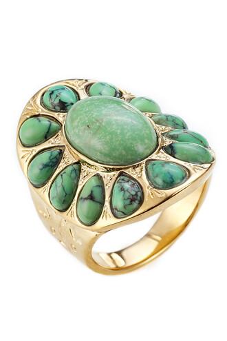 navajo ring gold jewels