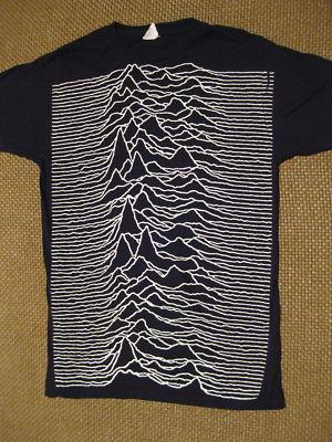 Joy division t shirt men's med