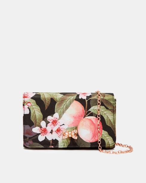 bag black peach