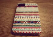 iphone,iphone cover,tribal pattern,indian,pattern,jewels