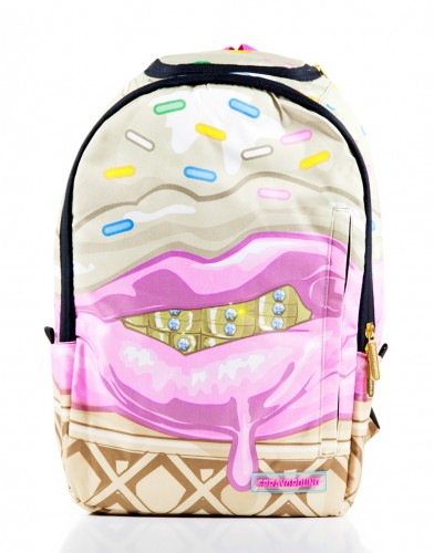 Ice Cream Grillz Backpack | Sprayground Backpacks, Bags, and Accessories