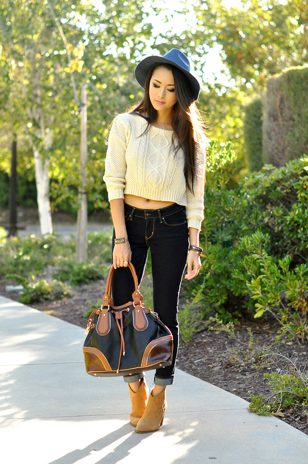 hapa time blogger shoes bag