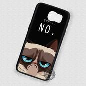 phone cover,grumpy cat,quote on it phone case,funny,samsung galaxy cases,samsung galaxy s4,samsung galaxy s5 cases,samsung galaxy s6 case,samsung galaxy s6 edge case,samsung galaxy s6 edge plus case,samsung galaxy s7 cases,samsung galaxy s7 edge case,samsung galaxy s7 edge plus,samsung galaxy note case,samsung galaxy note 3,samsung galaxy note 4,samsung galaxy note 5,samsung galaxy note 7
