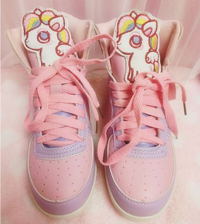 FREE Shipping Harajuku Horse sweet Sneakers Shoes · Harajuku fashion · Online Store Powered by Storenvy