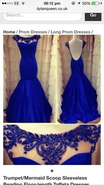 dress dress blue blue dress prom dress