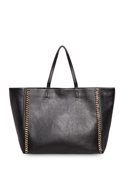 MANGO - NEW - Chains shopper bag