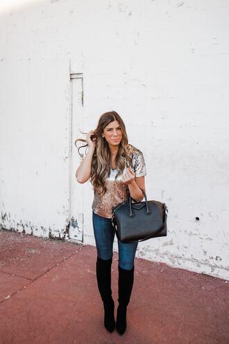 mint arrow blogger top shoes bag