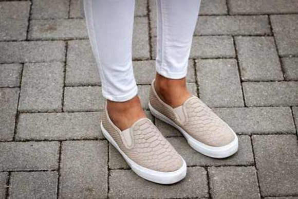 cream sneakers animal animal print shoes