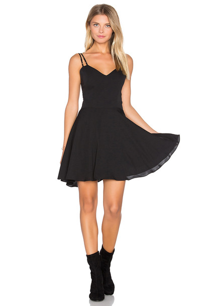 Amanda Uprichard dress mini dress mini black