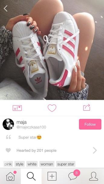 adidas superstar cute