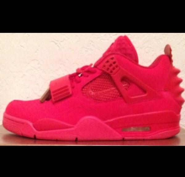 shoes pink jordans