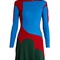 Colour-block ribbed-knit dress   esteban cortázar   matchesfashion.com us
