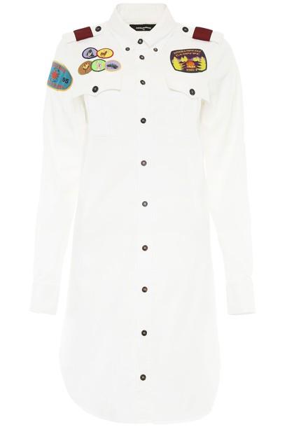 dress shirt dress