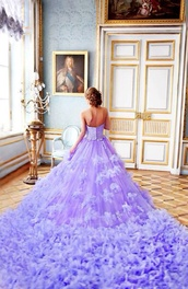 dress,violet,wedding,style,long prom dress