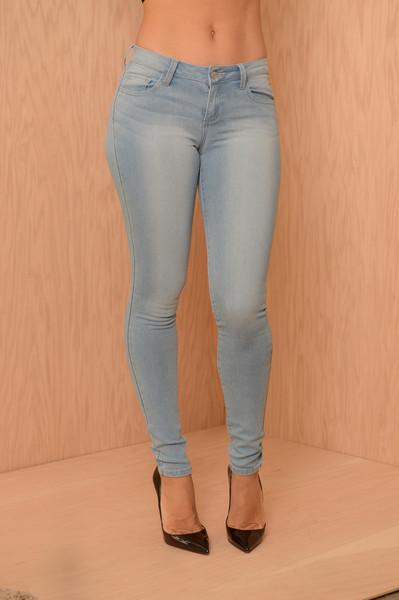 Sunrise skinny jeans