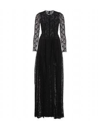 Snake kilt lace gown ? 000741