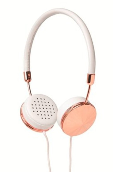 headphones jewels copper chic daddy classy copper headphones tumblr can't handle the beauty ✋ just can't handle way to perfect perfect headphones