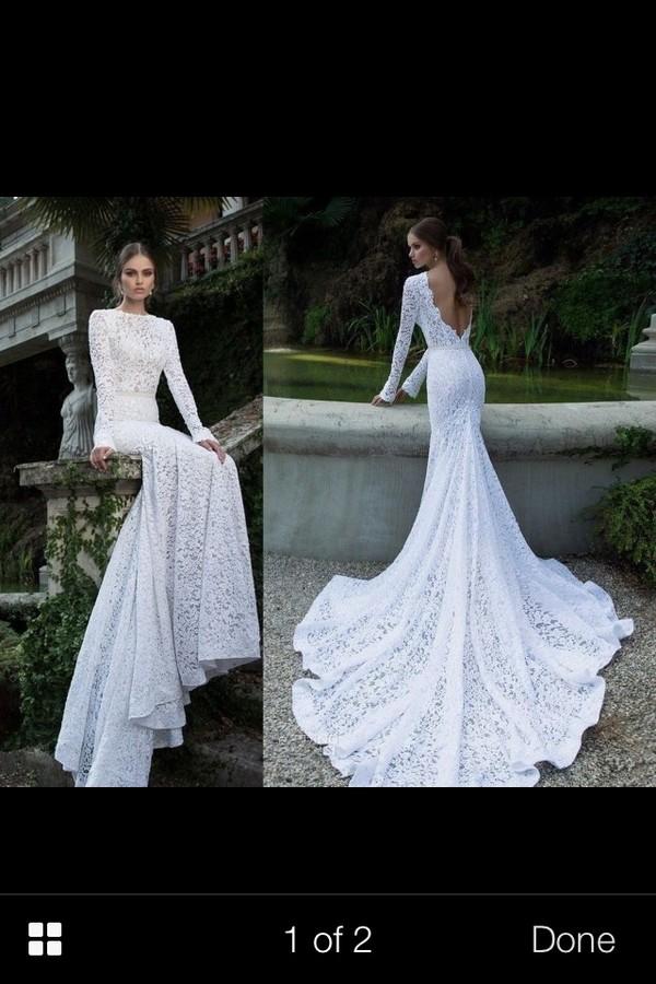 dress beautiful white dress prom dress