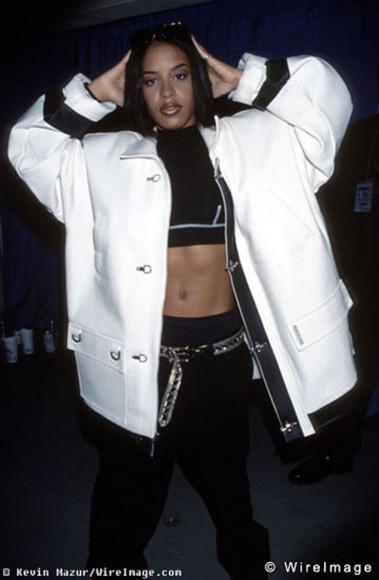 oversized jacket vintage street 90s style
