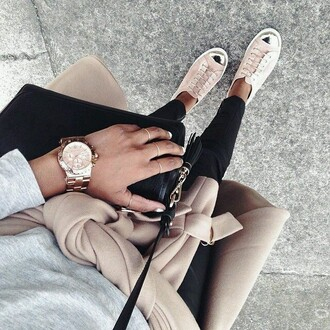 shoes rose gold jewels
