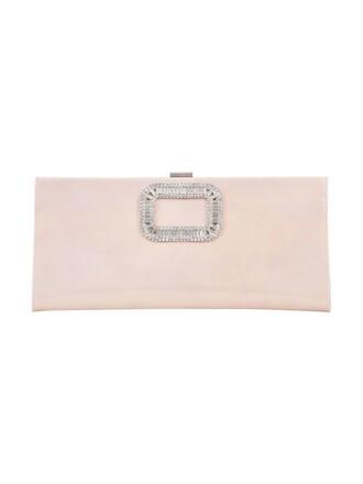 clutch pink bag