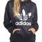 Adidas originals trefoil hoodie | nordstrom