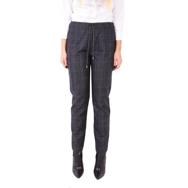 Fabiana Filippi wool blue grey pants