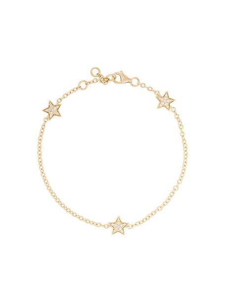 mini women triple gold grey metallic jewels