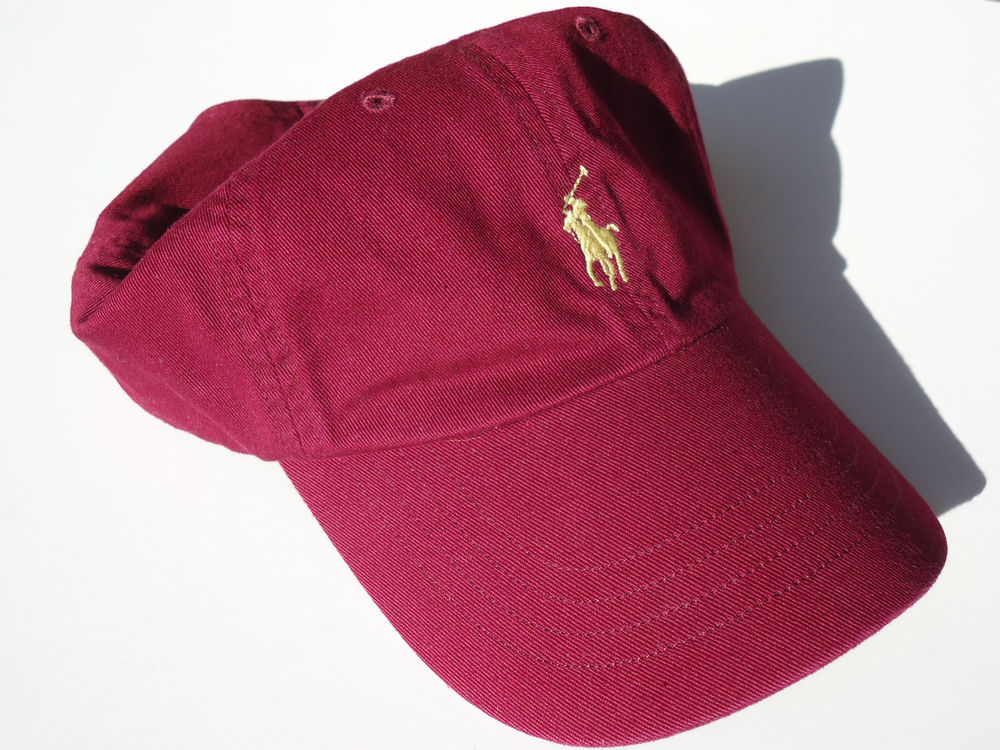 7a26291867 NEW! Bordeaux Beige Polo Men-Women s Golf Ralph Lauren Classic Sport ...