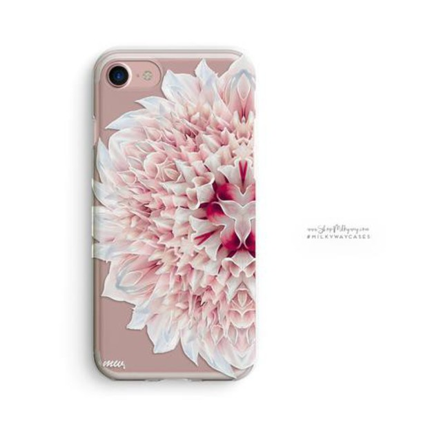 Milkyway Cases CLEAR TPU CASE COVER - KALEIDOSCOPE