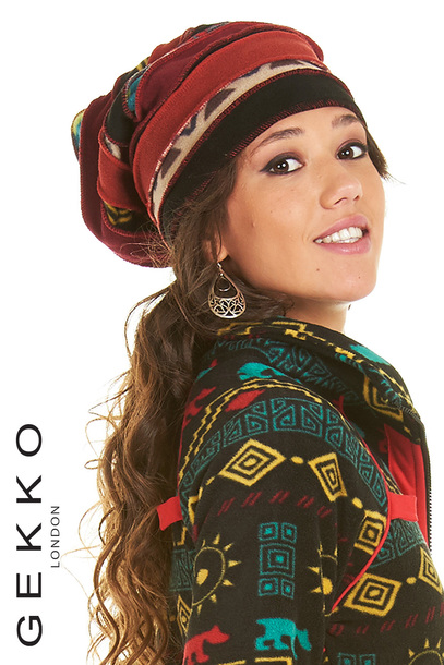 hat gekko london gekko bohotique alternative alternative hat hippie hippie  hippie hat colorful colourful hat multicolor b4861b987be