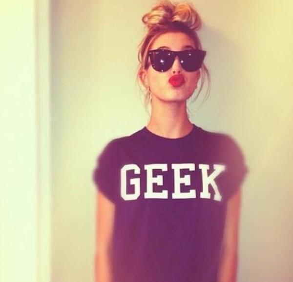 t-shirt geek