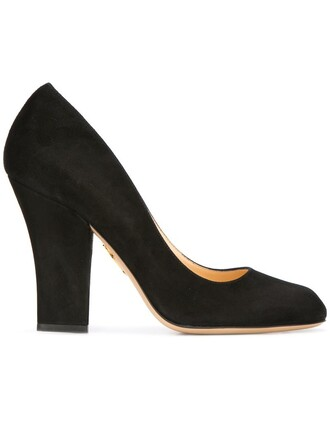 fashion pumps black shoes